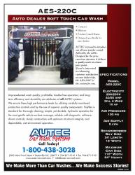 car wash equipment pennsylvania auto dealer
